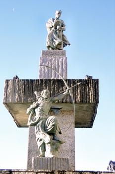 Monumento a Alfonso IX - Cáceres