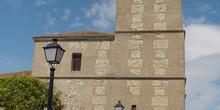 Torre de iglesia de San Vicente Mártir en Paracuellos del Jarama