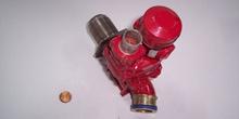 Válvula eléctrica para control de combustible