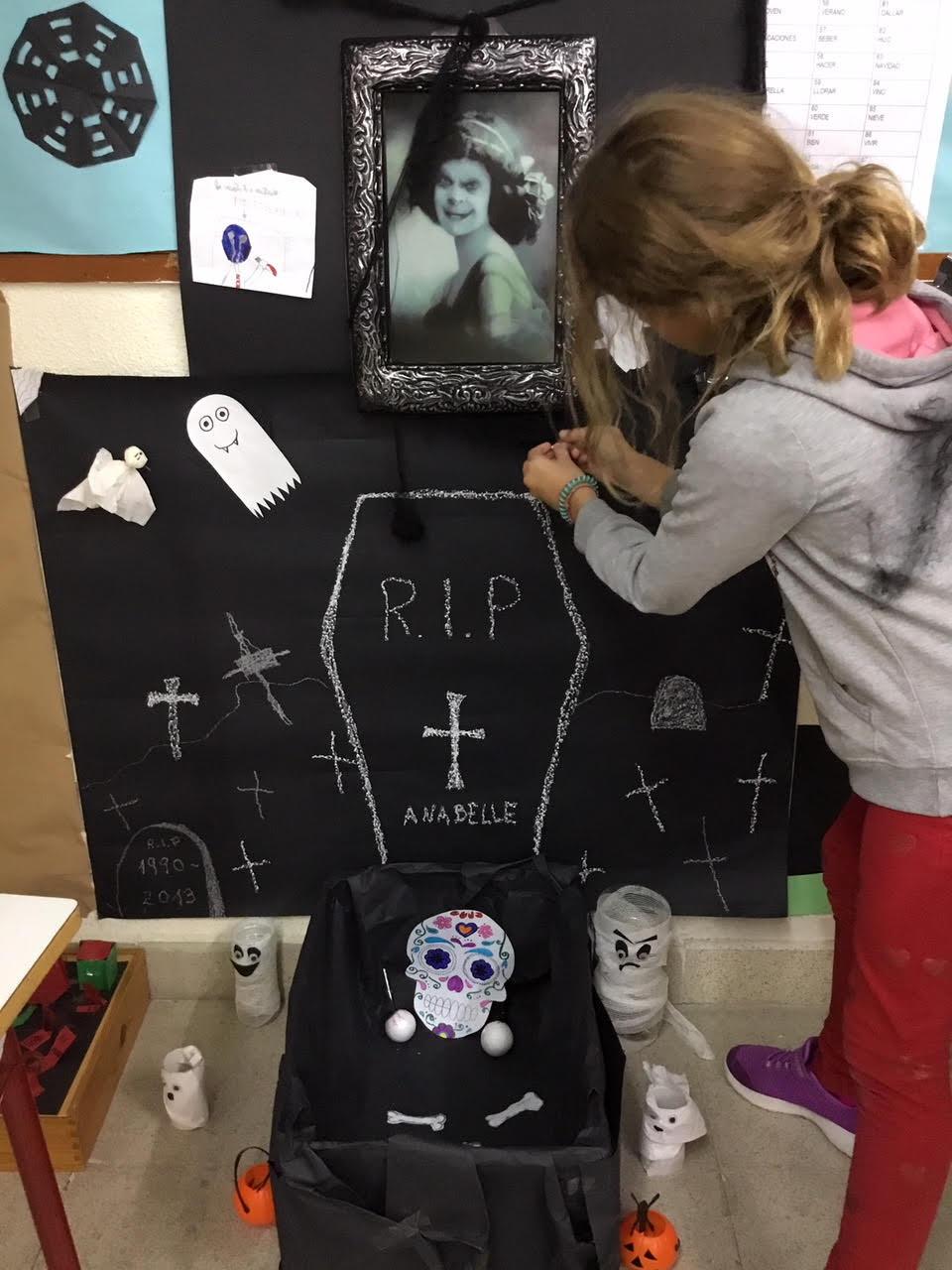 2018_10_31_Cuarto B disfruta en Halloween_CEIP FDLR_Las Rozas 11