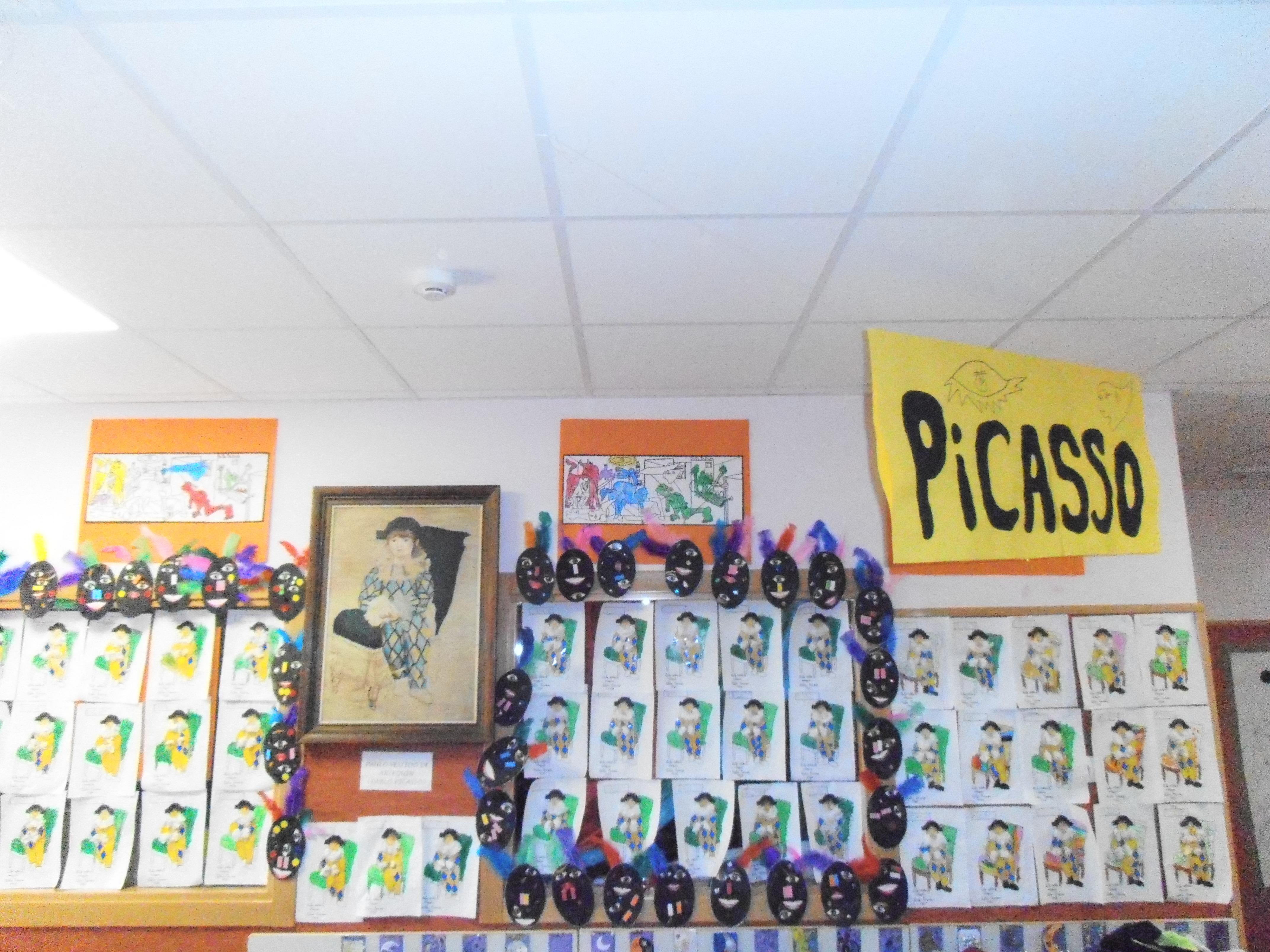 Pintores en Educación Infantil 3