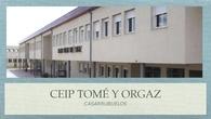 Presentación CEIP Tomé y Orgaz. Casarrubuelos