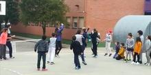 2018_12_21_Partido de Baloncesto navideño profes alumnos 6º_CEIP FDLR_Las Rozas