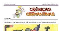 Crónicas Cervantinas - 20 de diciembre de 2019 (completo)