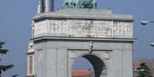 Arco de la Victoria y Faro de Moncloa, Madrid