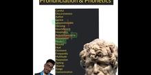 SECUNDARIA - TODOS - PHONETICS PART 2 - INGLÉS- FORMACIÓN