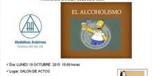 "IES LARRA BACH NOCTURNO ""ALCOHOLISMO"" 2015"