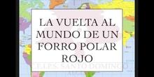SECUNDARIA 3º - VUELTA MUNDO FORRO POLAR ROJO CAP. 5 - GEOGRAFÍA E HISTORIA