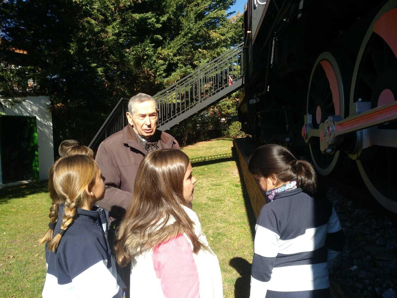 2019_03_15_Cuarto B visita el Museo del Ferrocarril de Las Matas_CEIP FDLR_Las Rozas 8