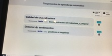 Prueba programa con Machine Learning for Kids_José Emilio