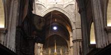 Nave central, Catedral de Tarragona