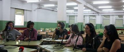 Programa de radio PEAC Madrid Sur. Curso 2017-2018. Gente extraña