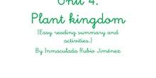 Plant kingdom 3ºEP