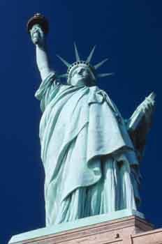 Estatua de la Libertad, New york, Estados Unidos