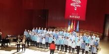 Coro de Los Jarales en el Certamen de Villancicos de Las Rozas I_2016