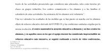 INFORMACIÓN SOBRE LA FASE II CEIP GARCILASO DE LA VEGA