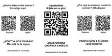 Códigos QR Talleres tecnología