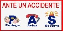 PRIMEROS AUXILIOS  I PARTE. JARAMA DE RIVAS