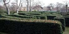 Laberinto, Parque del Capricho, Madrid