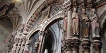 Pórtico del Paraíso, Catedral de Orense, Gaícia
