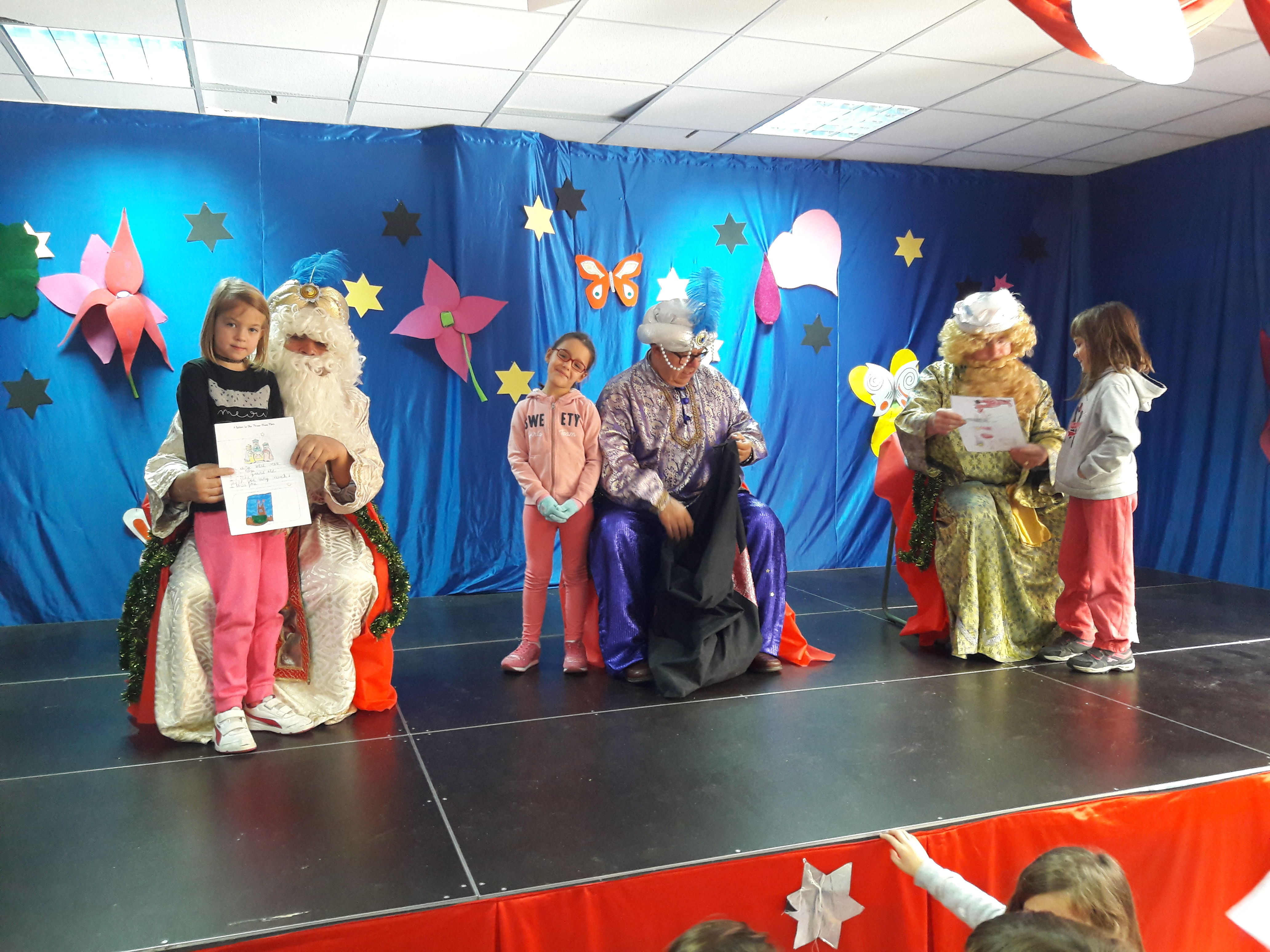 The Three Wise Men come to School 11