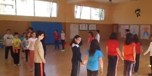 "DANZAS DEL MUNDO ""GOOD OLD DAYS"" 5º C"