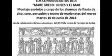 MARE GRECO: ULISES Y EL MAR