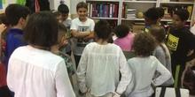 Último video de la visita de Héctor a la clase de 5ºC