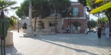Plaza de El Álamo