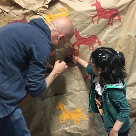 2019_03_15_Infantil 4B descubre la pintura rupestre_CEIP FDLR_Las Rozas 3