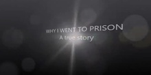 Ejemplo de un alumno del curso de Drama and Storytelling Resources for English Teachers. Why I went to prison. A true story. By Eugenia Jimenez Pacheco.