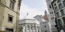 Duomo y bastisterio, Florencia