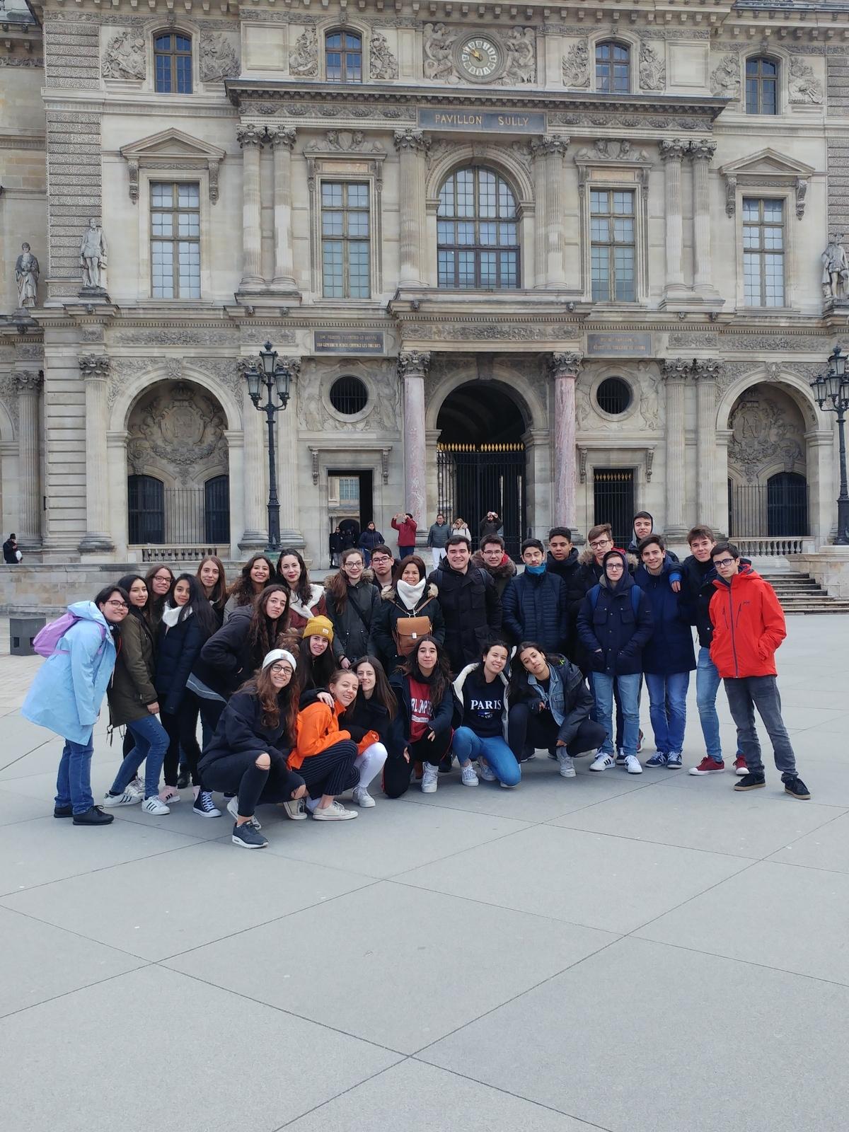 Viaje Cultural a Paris 4º ESO 8