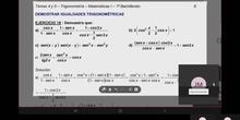 Ejercicio 18 a tema 5 trigonometria 1º bach ccnn