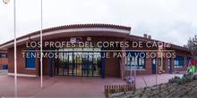 Profesores del Cortes de Cádiz
