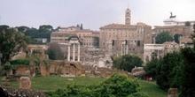 Foro Republicano de Roma, Italia