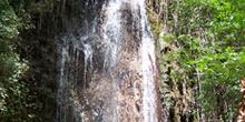 Cascada, Monasterio de Piedra