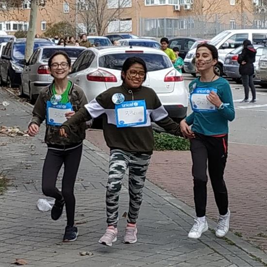 Carrera Solidaria NUPA y UNICEF Primaria 2 26