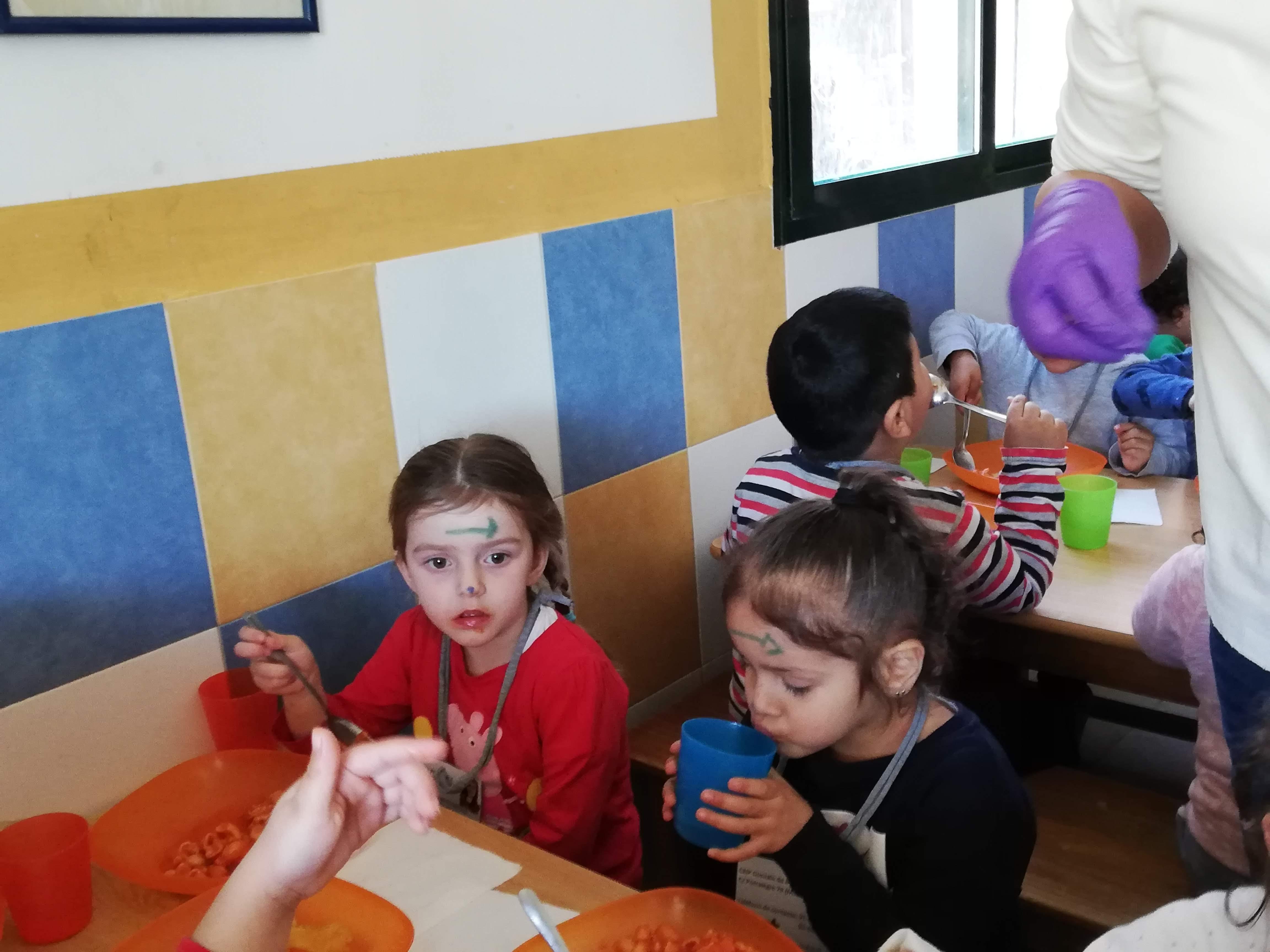 """Granja Escuela """"Giraluna"""". Infantil 3 años.1"""
