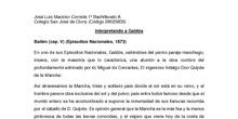 GALDÓS - JOSE L.M.C. -CLUNY