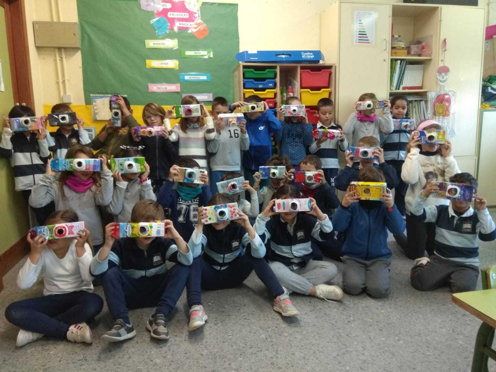 2019_01_Los alumnos de 1ºC construyen sus propios juguetes_CEIP FDLR_Las Rozas 5
