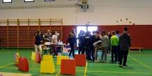 """Jornada Cultural: taller de sensibilización """"diversidad funcional"""" y taller de origami"""