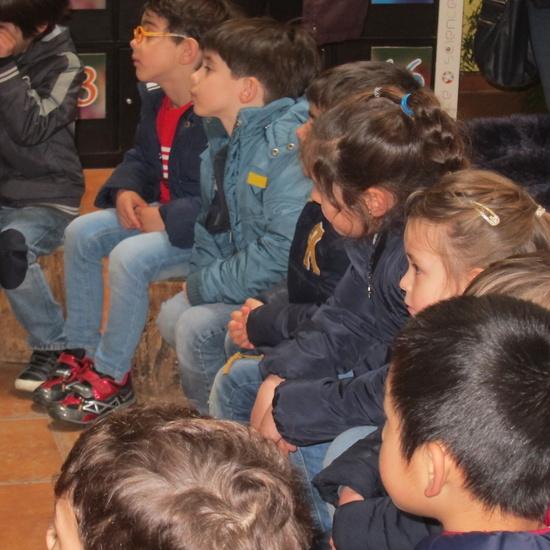 Granja Escuela Educación Infantil Curso 2017-18 5