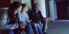 Entrevista al experto del Acuario de la universidad de Murcia