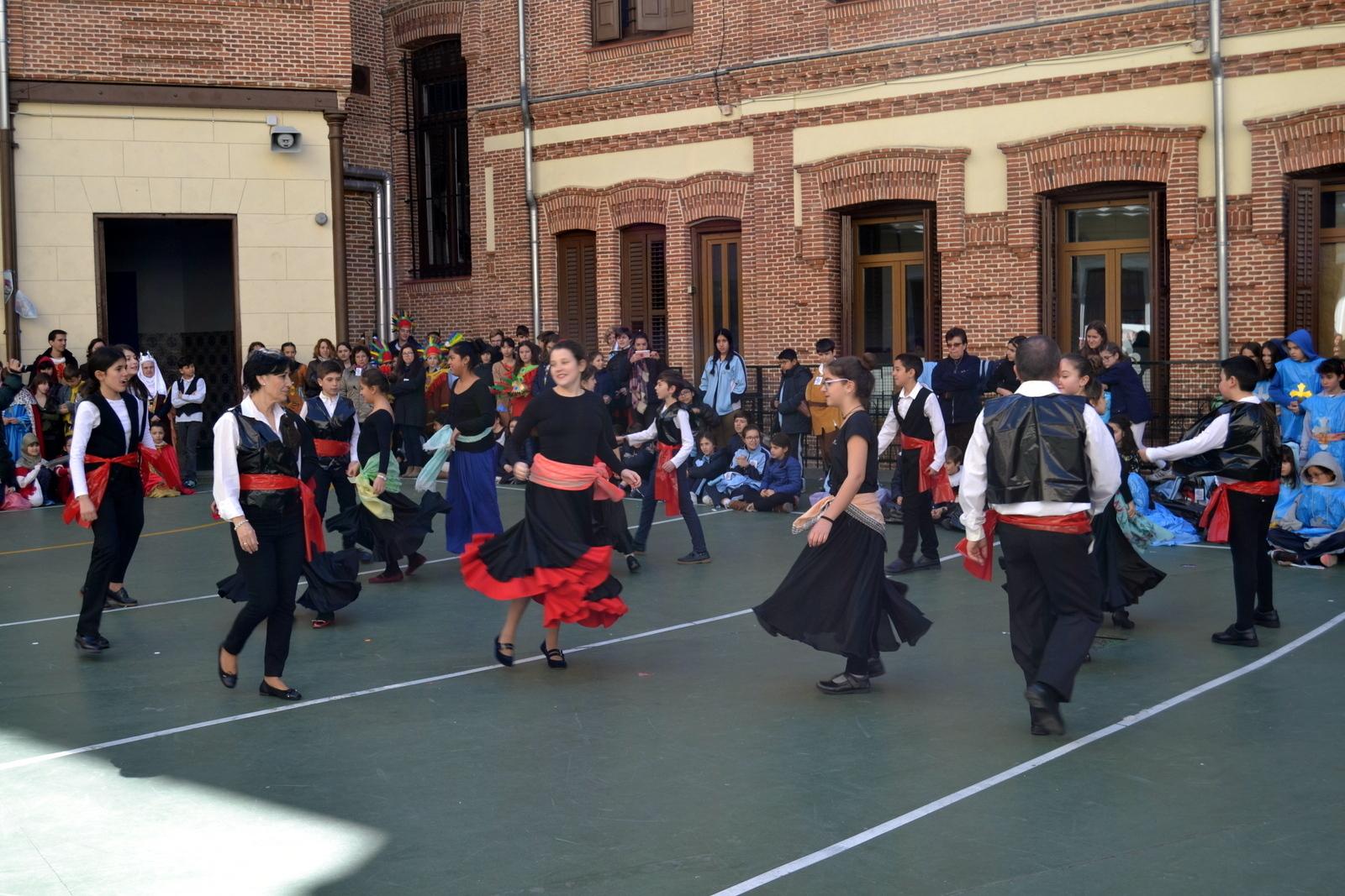 Jornadas Culturales y Depoortivas 2018 Bailes 3 21