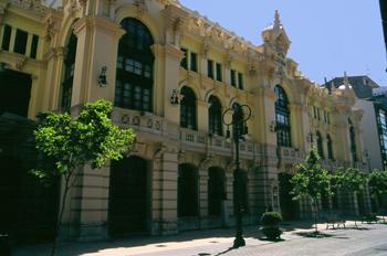 Teatro Palacio Valdés, Avilés, Principado de Asturias