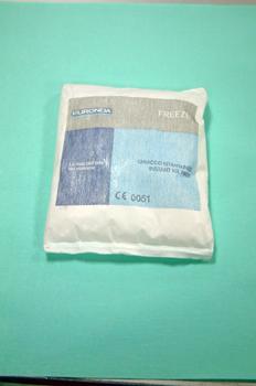 Bolsa de hielo post-quirúrgica