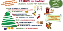 2018_12_10_Programa Festival navidad_CEIP FDLR_Las Rozas