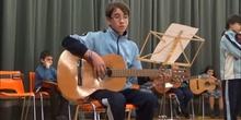 Concierto de alumnos curso 2015-16 Guitarra