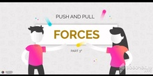 PRIMARIA - 4º - PUSH AND PULL FORCES PART 3 - CIENCIAS NATURALES - FORMACIÓN